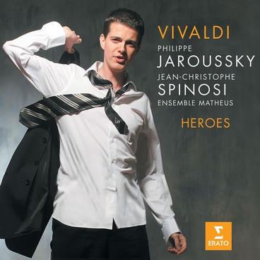 Heroes / Philippe Jaroussky