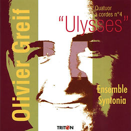 """Quatuor à cordes n°4 """"Ulysses"""""""