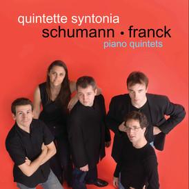 Piano Quintets / Schumann & Franck