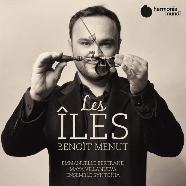 NEW CD AT HARMONIA MUNDI