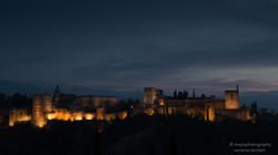 al hambra by night - 2014