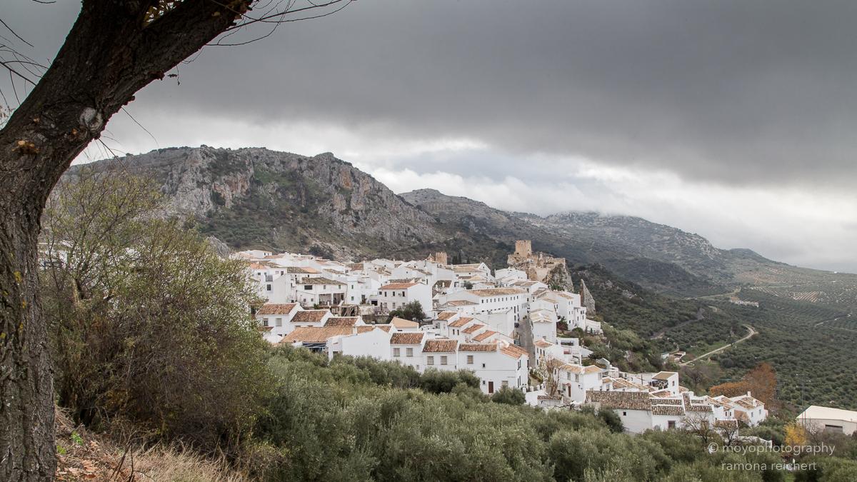 white village andalusia - 2015