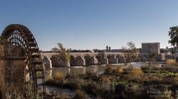 cordoba bridge and mill - 2015