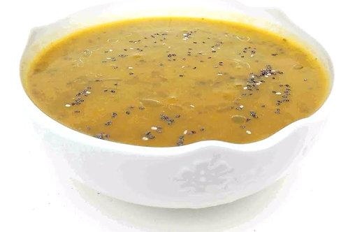 Sopa Detox 1 - Legumes, Hortaliças e Chia