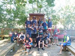 Annual Kayaking Trip