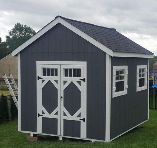 cottage storage building