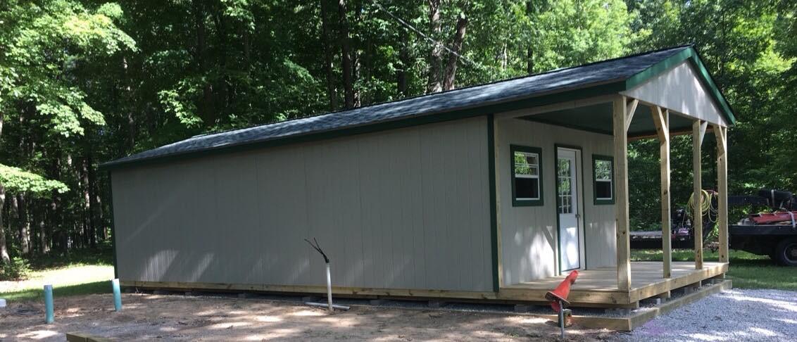 custom smokehouse