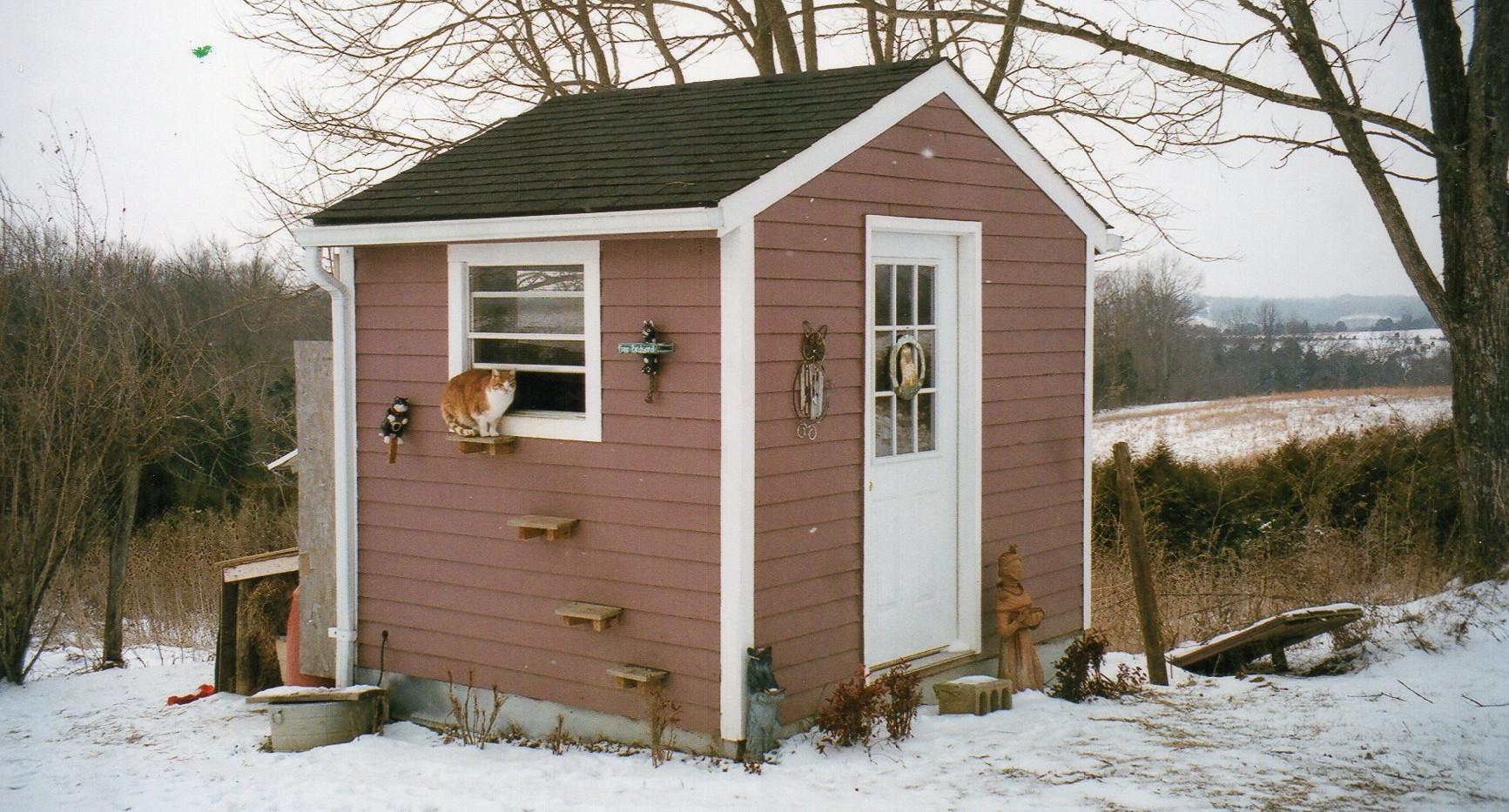 custom smoke house