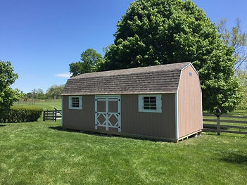 custom wod mini barn