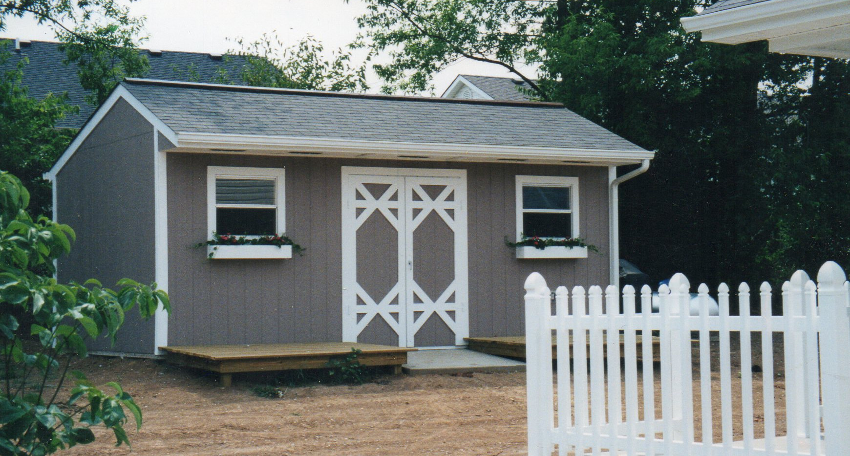 ALL PURPOSE SHED