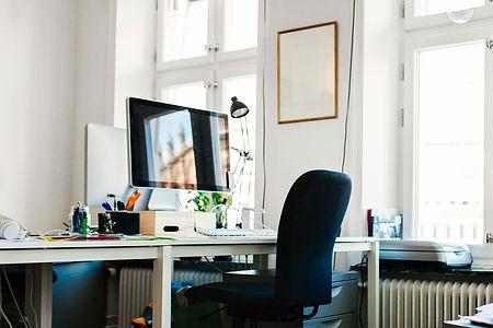 Office iMac Lemato Werbeagentur