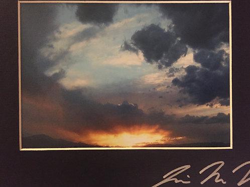 M8x10-1506(3) Colorado Sunset Skyview