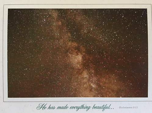 C-5259 Stars Milkyway Badlands W/He Made Everything