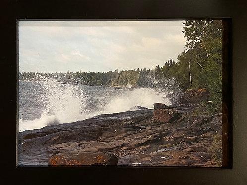 F6x8-1825 Grand Maraias Water Splash Rocks
