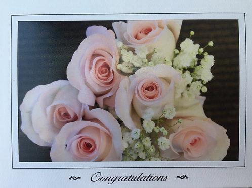 C-4036 Wedding Bouquet