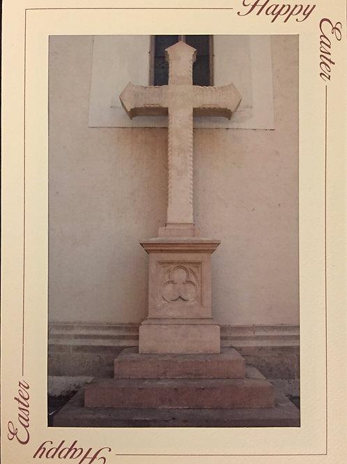 C-2696 Bratislava Cross W/happy Easter