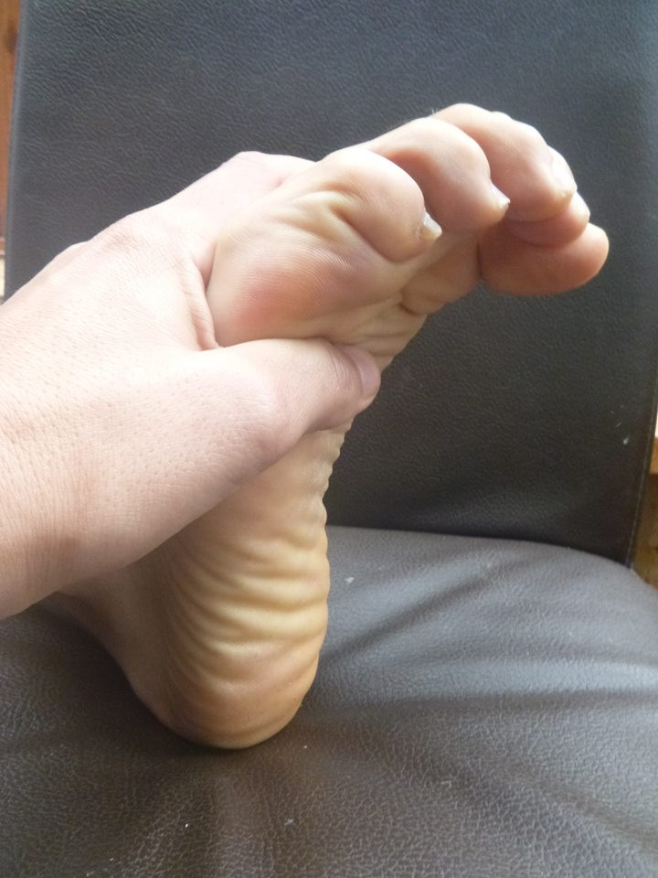 unusual foot structure, reflexology odd feet