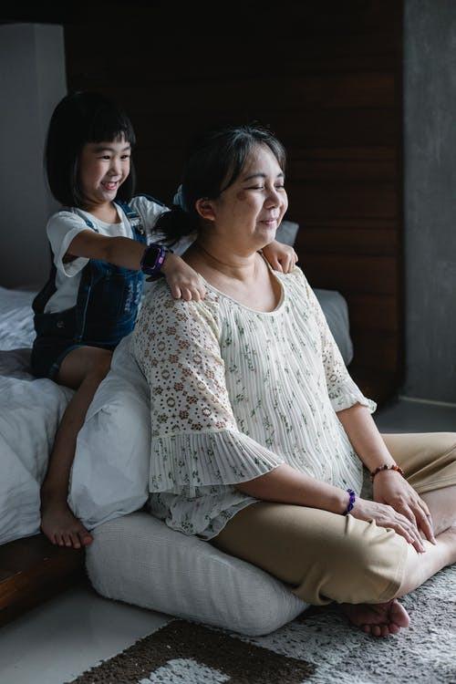 Massage for older children