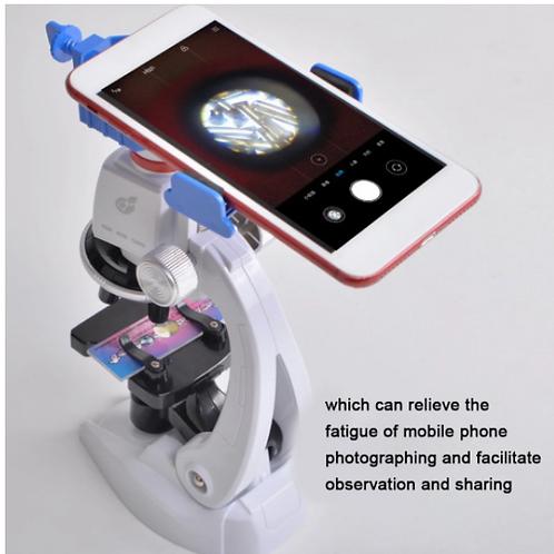 Microscope w/ smart phone adapter