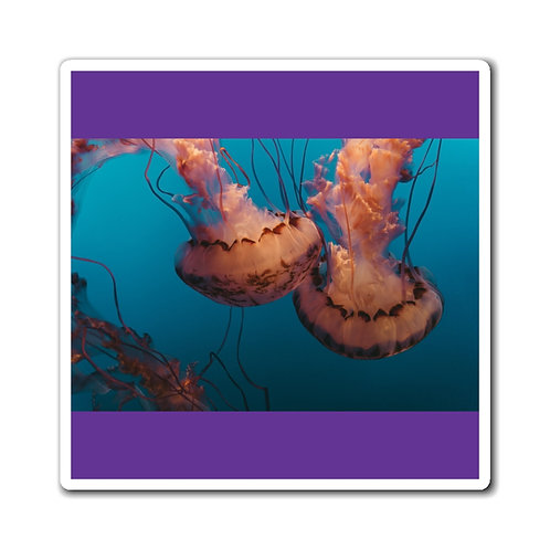 Jelly Fish Magnet