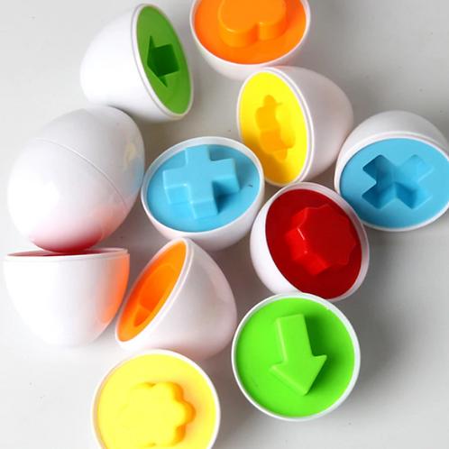 Mix Match Eggs