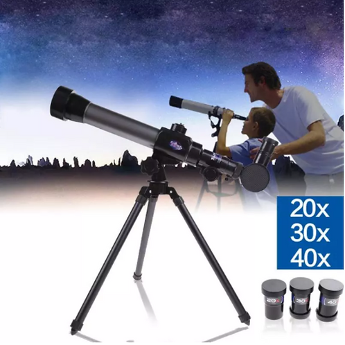 Monocular Astronomical Telescope With Tripod