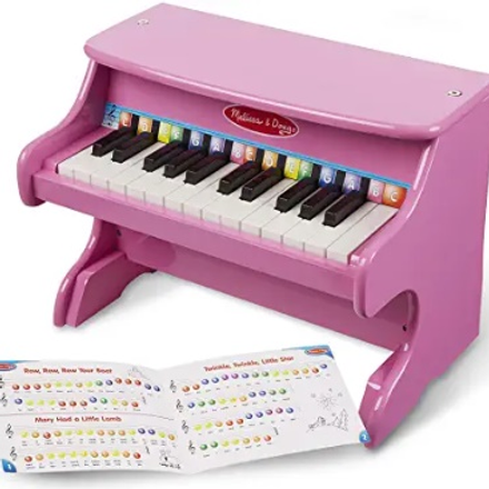 25-key Children's Wooden Piano