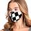 Thumbnail: Checkered Face Mask