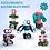 Thumbnail: Robot Magnet Set