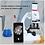 Thumbnail: Microscope w/ smart phone adapter