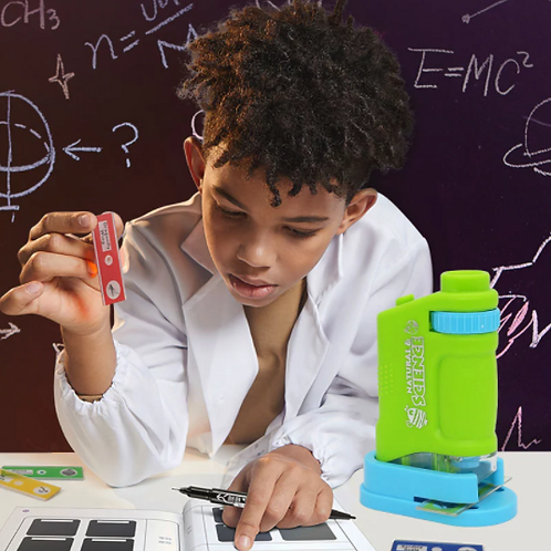 Microscope Homeschool Lab