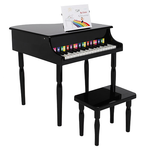 30-key Children's Wooden Piano