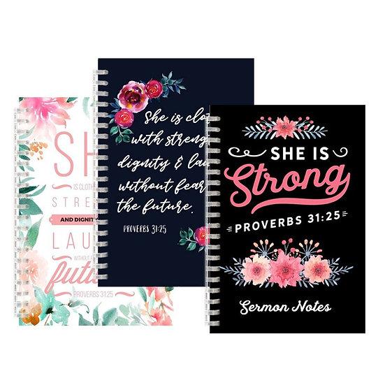 Proverbs 31 Inspiration Journal
