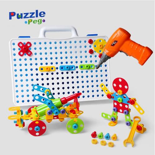 Toy Drill Set
