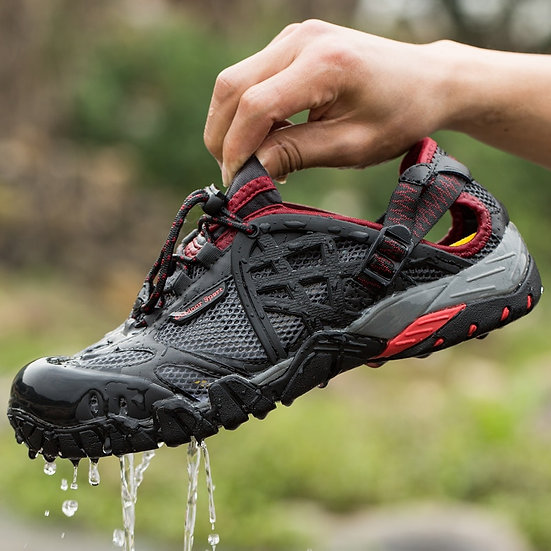 Mens Mangobox Ranger Trekking Shoe