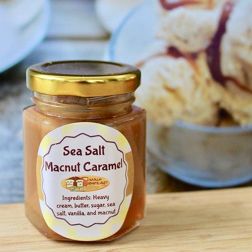 Sea Salt Macnut Caramel
