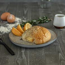 Ham, Egg & Cheese breakfast