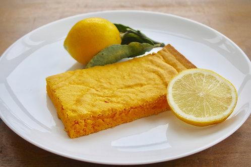 Gluten Free Lemon Lilikoi Mochi