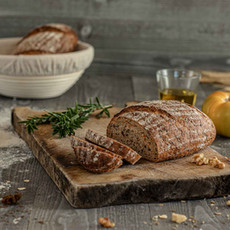 Theresa - wheat & rye bread with carrots & spices