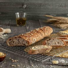 Samuel - 4 grain baguette