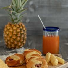 Ham & Pineapple Twist