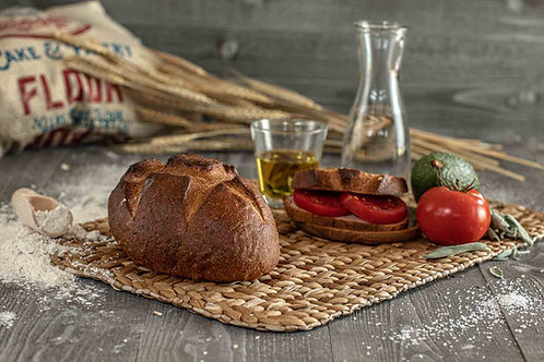 Gudrun - wheat & rye bread