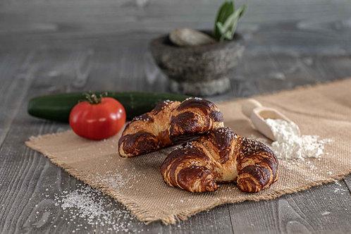 """Jette - """"Pretzel"""" croissant"""