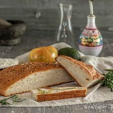 Dorothee - wheat flatbread
