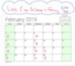 Level 1 February 2019 Schedule.jpg