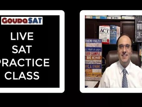 Live Practice Class Passage