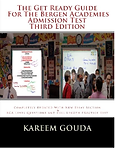 Read a chapter of the new Bergen Academies Admission Test prep book by Kareem Gouda