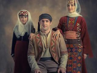 "Armenian traditional dress ""Taraz"""