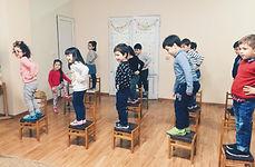 Երեխաների առօրյա զբաղմունքը