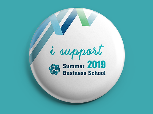 I Support SBS 2019 pin